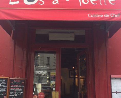 L'Os à Moelle restaurant in Paris | parisbymouth.com