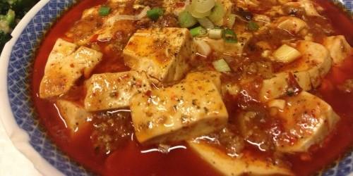 Mapo Tofu at Deux Fois Plus de Piment restaurant in Paris | parisbymouth.com