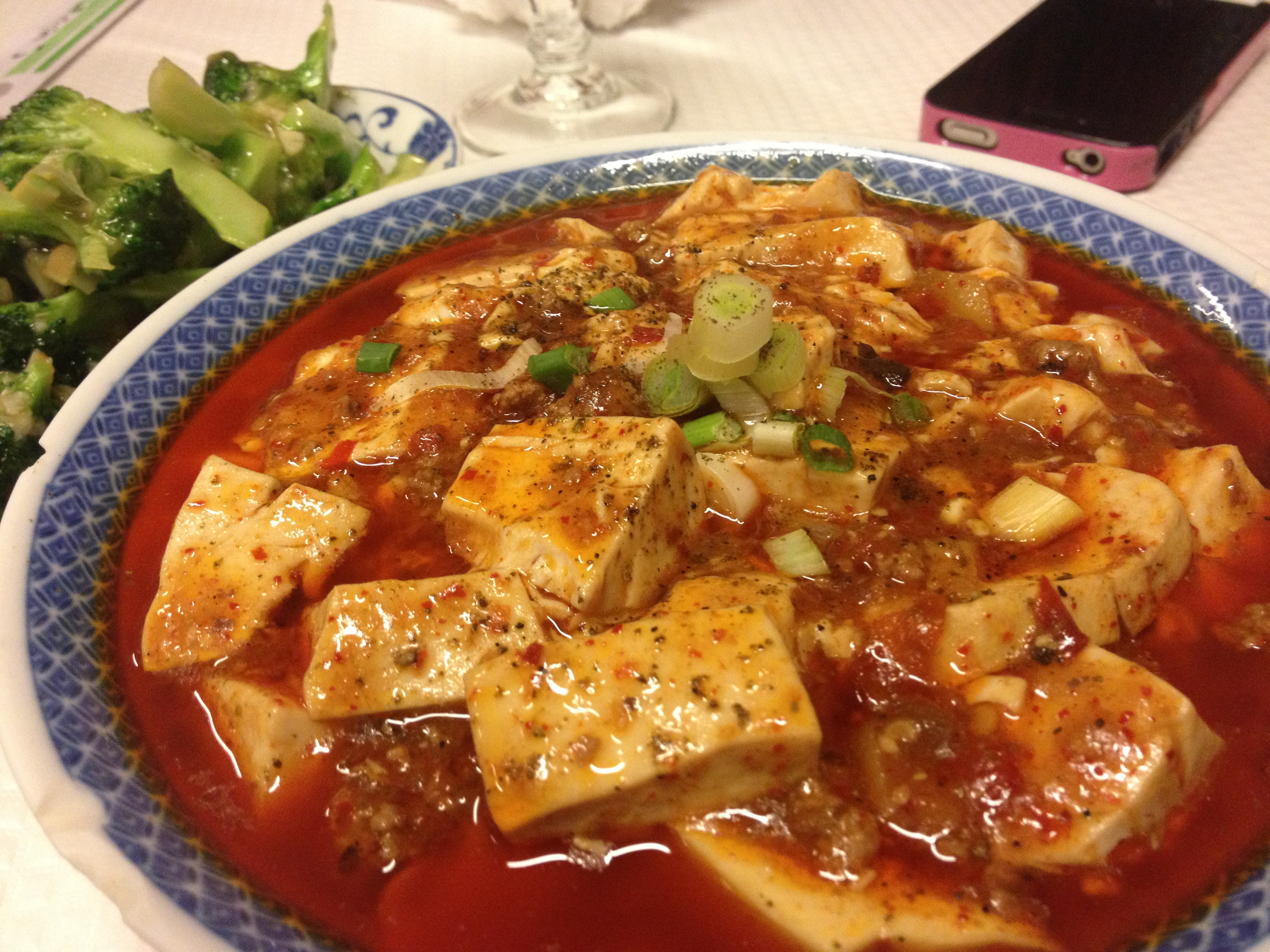 Mapo Tofu at Deux Fois Plus de Piment restaurant in Paris | parisbymouth.com