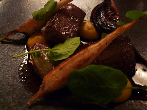 Saturne restaurant in Paris   parisbymouth.com