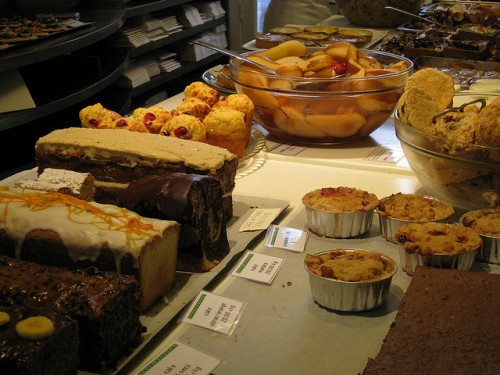 Rose Bakery cafe in Paris | parisbymouth.com