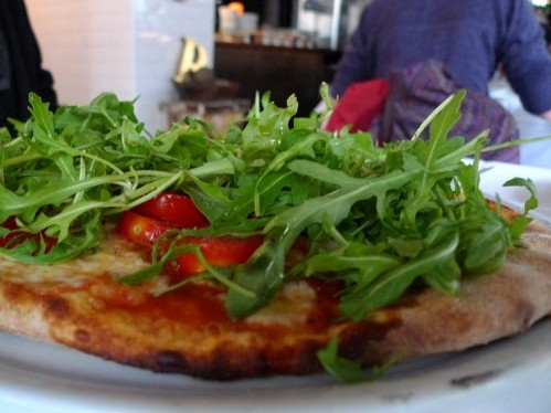 Pizza Chic restaurant in Paris | parisbymouth.com
