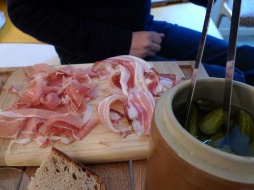 Cul de Poule restaurant in Paris | parisbymouth.com