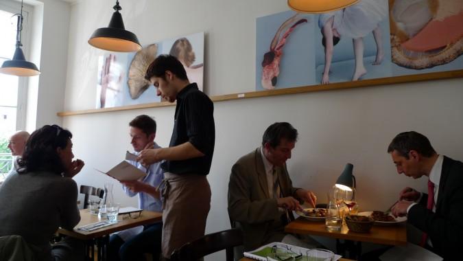 Glou restaurant in Paris | parisbymouth.com