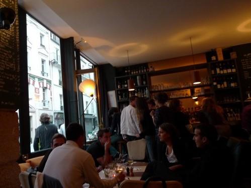 Cheri Bibi restaurant in Paris   parisbymouth.com