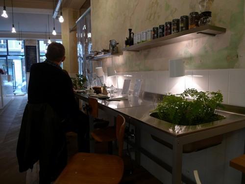Coutume café in Paris | parisbymouth.com