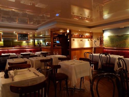 Le Griffonier restaurant in Paris | parisbymouth.com