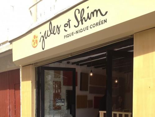 Jules et Shim restaurant in Paris | parisbymouth.com