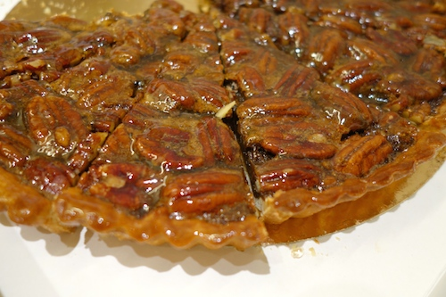 Pecan pie at The Beast in Paris | Paris by Mouth
