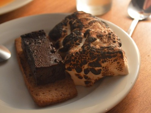 S'mores at Floyd's in Paris  | parisbymouth.com