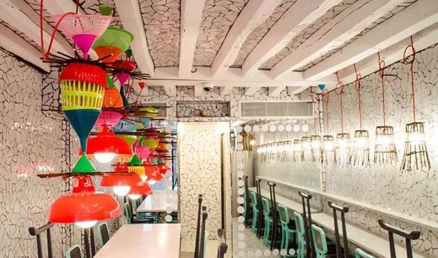 Ibaji Korean restaurant in the Marais (Paris)
