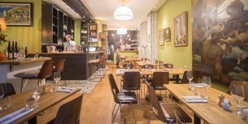 Ratapoil du Faubourg restaurant in Paris photo via Facebook