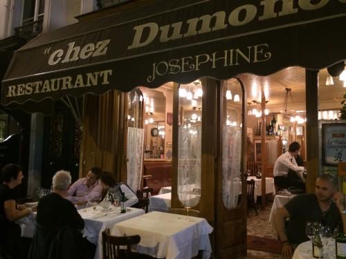 Josephine Chez Dumonet bisro in Paris | parisbymouth.com