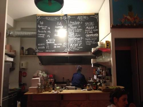 Bululu Areperia in Paris | parisbymouth.com