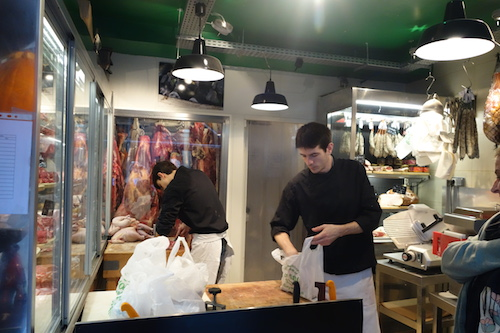 Boucherie at Terroirs d'Avenir | Paris By Mouth