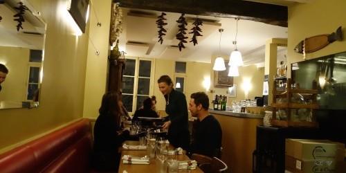 Le Grand 8 restaurant in Paris | Paris by Mouth