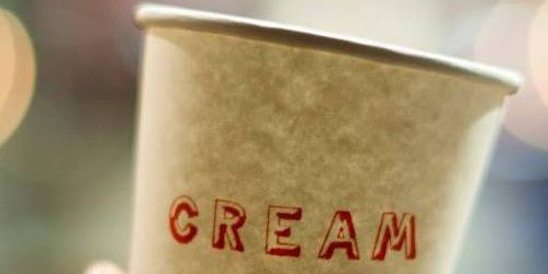 Cream Cafe in Paris | parisbymouth.com