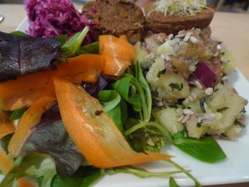 Bob's Kitchen vegetarian restaurant in Paris | Paris by Mouth