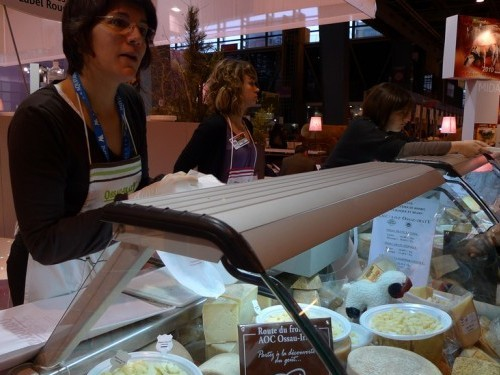 Ossau Iraty at the Salon de l'Agriculture in Paris | parisbymouth.com