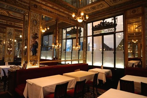 Le Grand Vefour Restaurant in Paris | Paris By Mouth