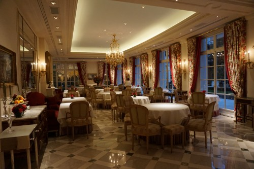 Epicure at Le Bristol Restaurant in Paris | Paris By Mouth