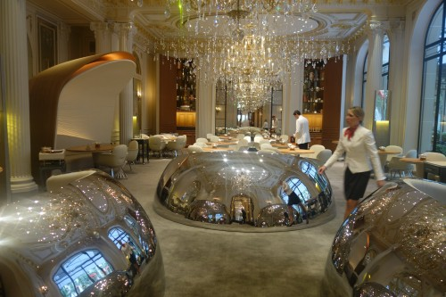 Alain Ducasse Plaza Athenee Restaurant in Paris | Paris By Mouth