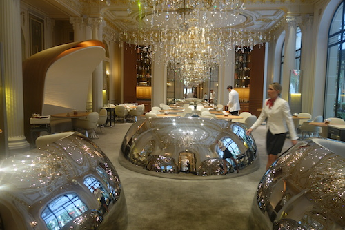 Alain Ducasse at the Plaza Athenee | parisbymouth.com