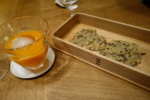 ADPA: After-school snack of fresh juice and seeded cracker