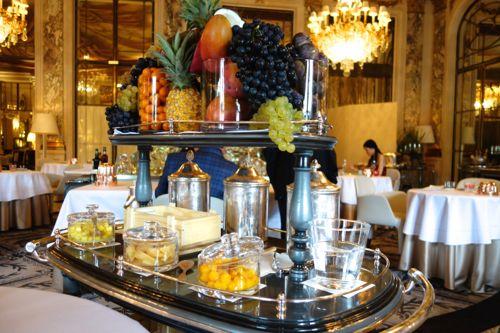 Le Meurice Restaurant in Paris | Paris By Mouth