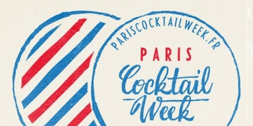 Paris cocktail week logo photo via FB | parisbymouth.com