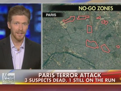 Fox News No-Go zones Paris