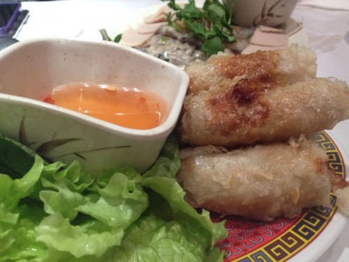 pork nems at pho 14 in paris | parisbymouth.com