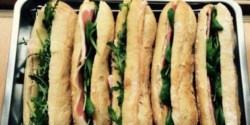 Cheri Charlot sandwiches photo via FB | parisbymouth.com