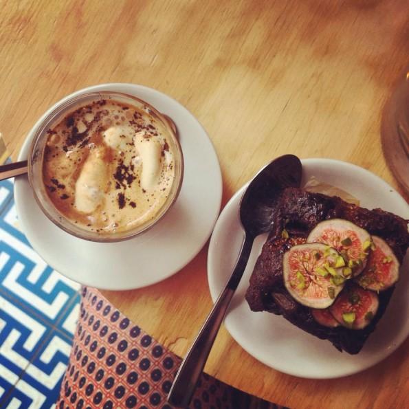 ob la di affogato cafe in paris | parisbymouth.com