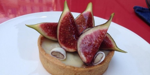 fig tart laurent favre-mot | parisbymouth.com
