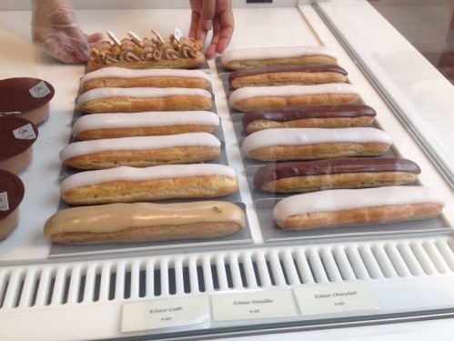 eclairs gilles marchal | parisbymouth.com