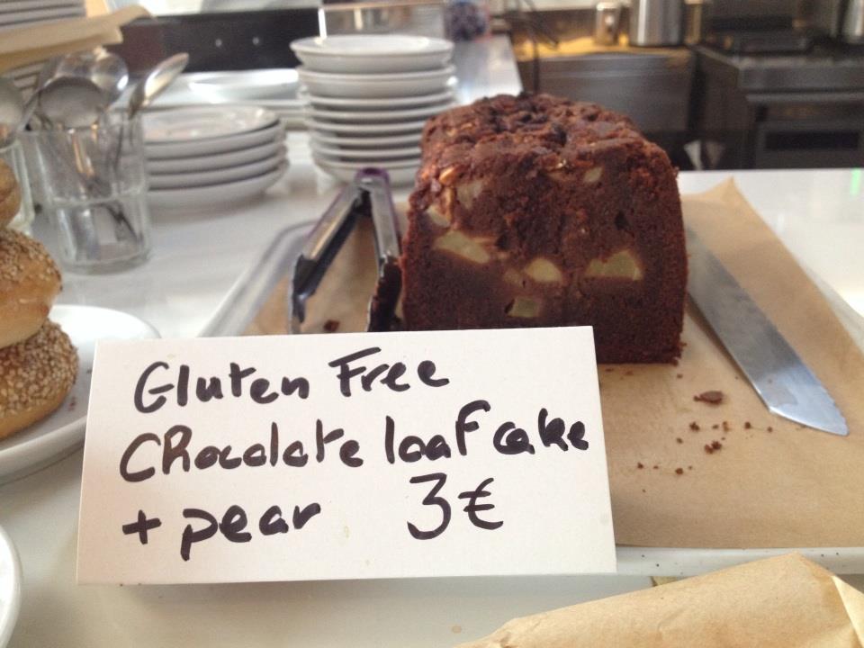 gluten free cake in paris | parisbymouth.com