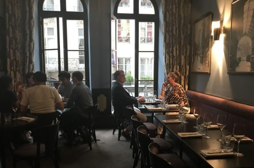 Chez la Vieille restaurant in Paris | parisbymouth.com