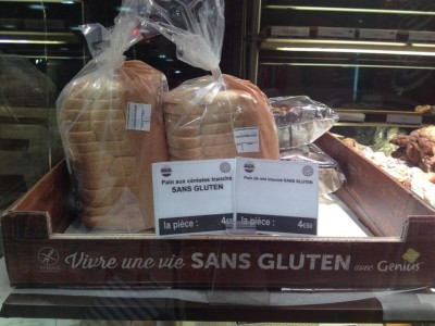 gluten free guide to france