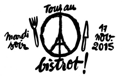 Tous au Bistrot! on Tuesday, November 17