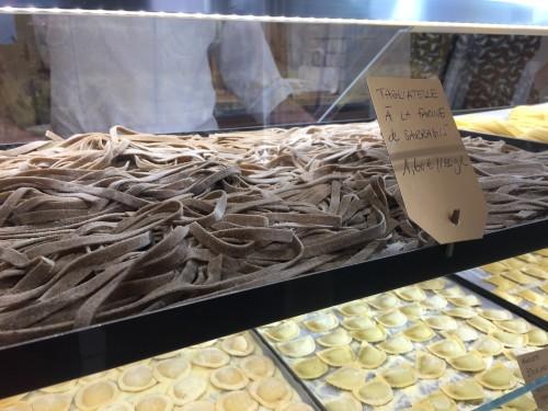 buckwheat pasta pastificio passerini | parisbymouth.com