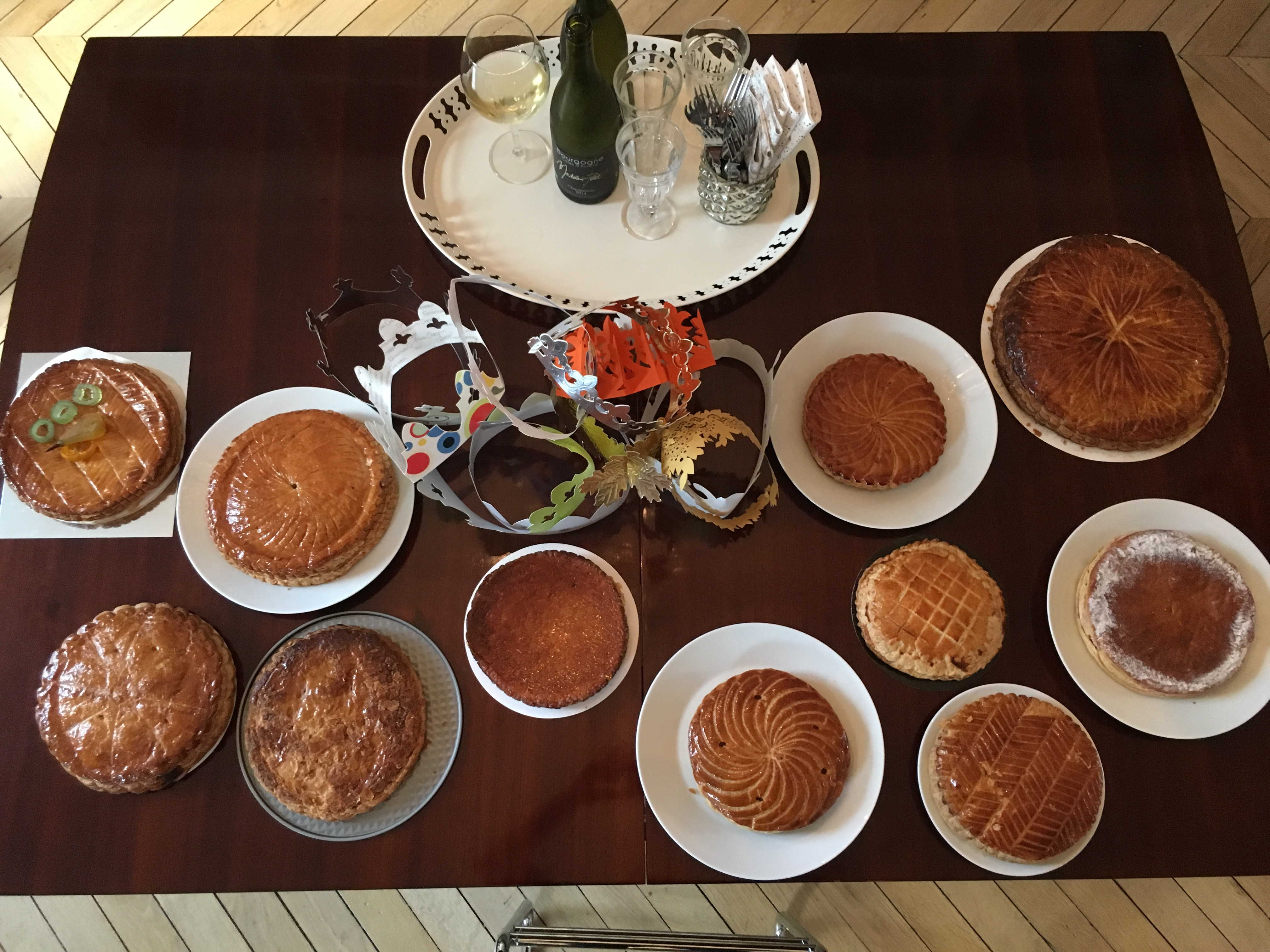 Best galette des rois in Paris