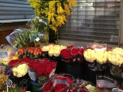 mimi flowers marche des enfants rouges | parisbymouth.com