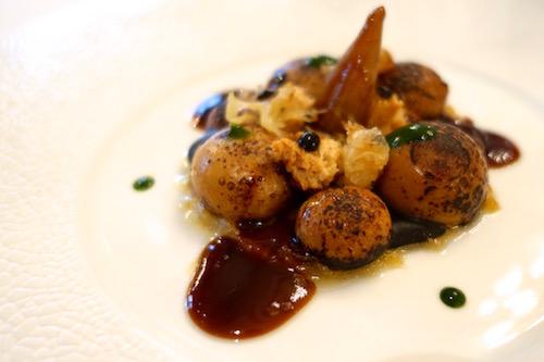 Le Cinq restaurant Christian LeSquer Paris | parisbymouth.com