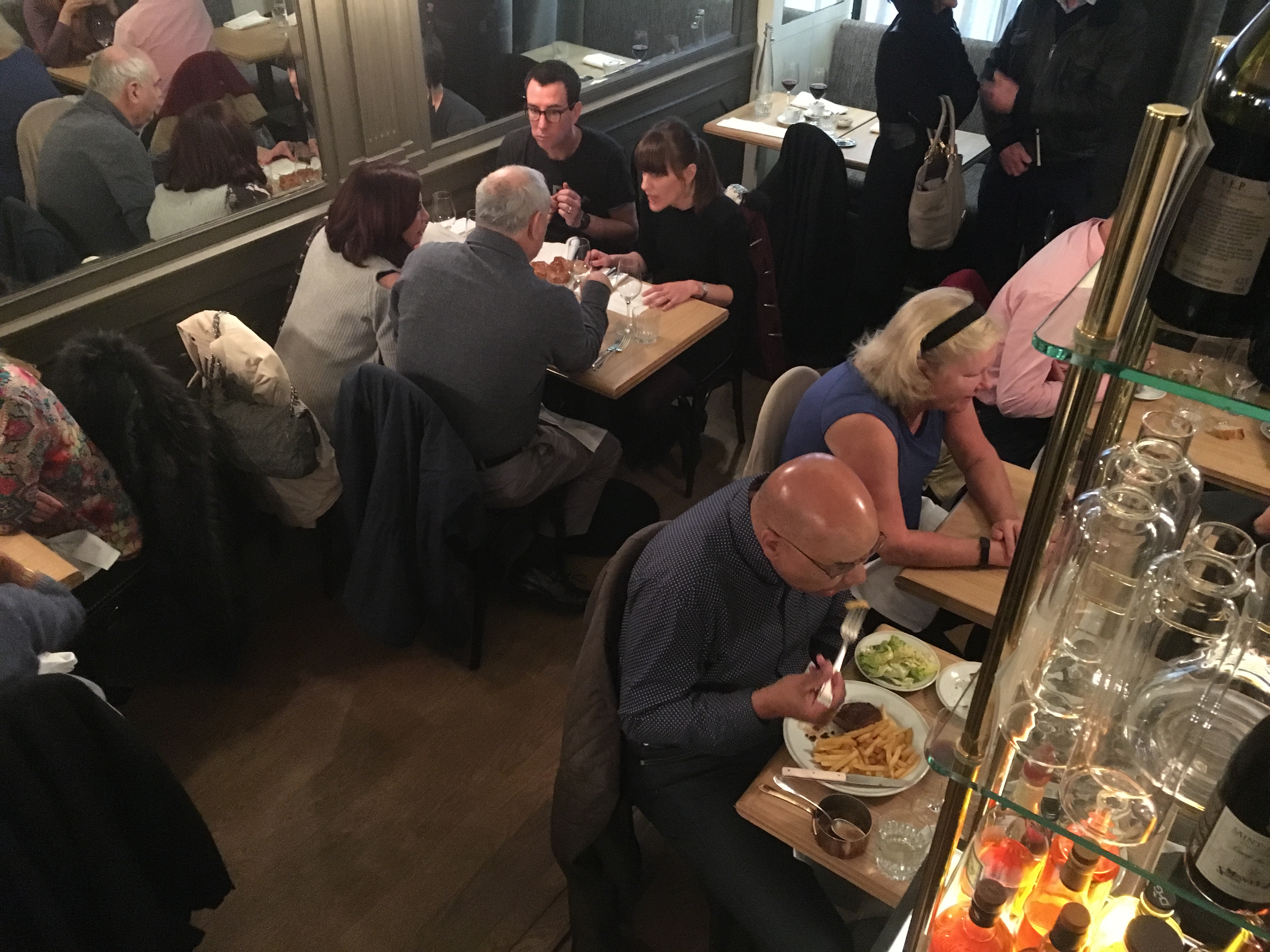 La Bourse et la Vie restaurant in Paris | parisbymouth.com
