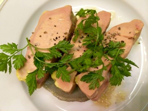 foie gras in Paris restaurants | parisbymouth