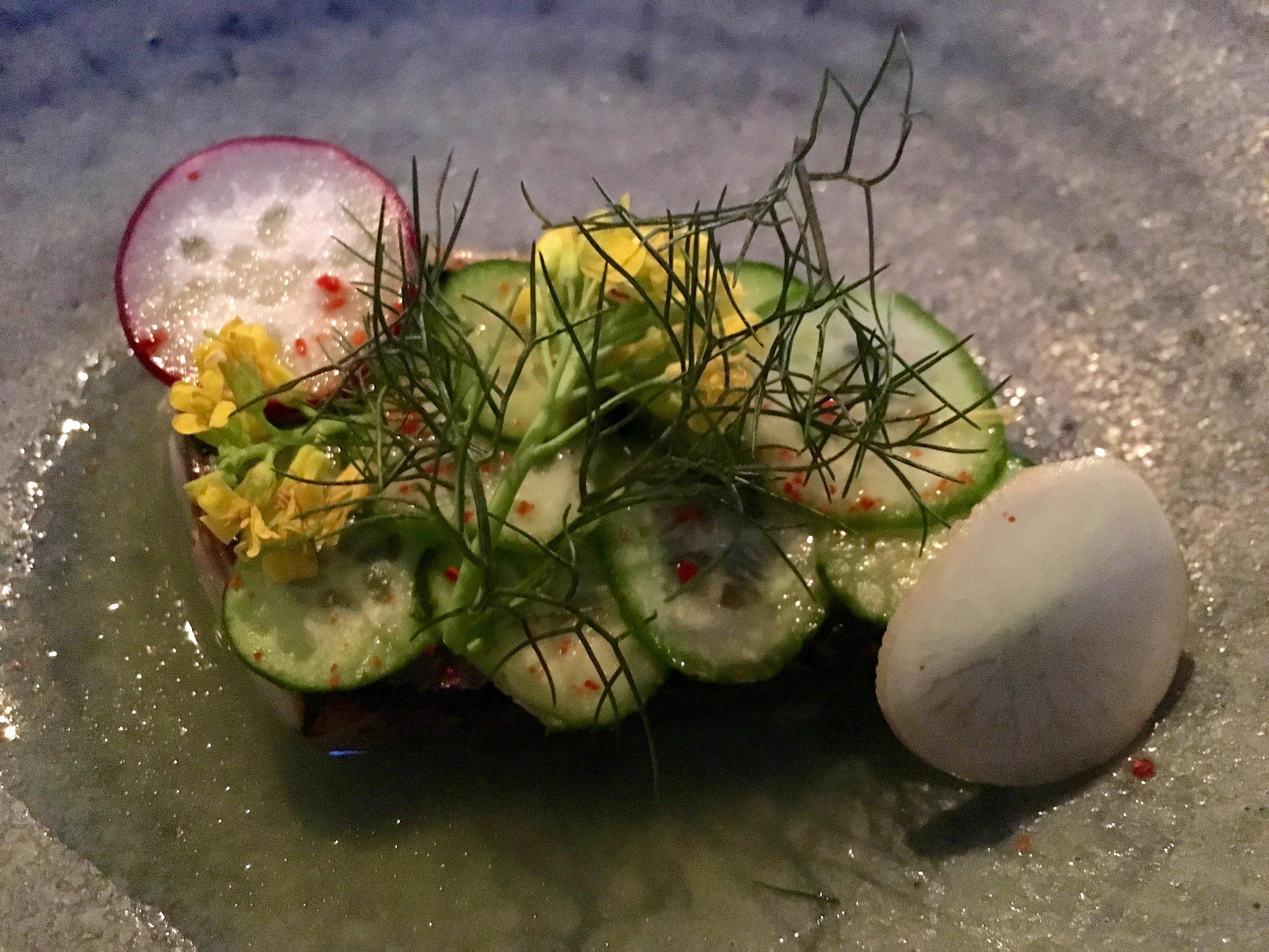Verjus restaurant | parisbymouth.com