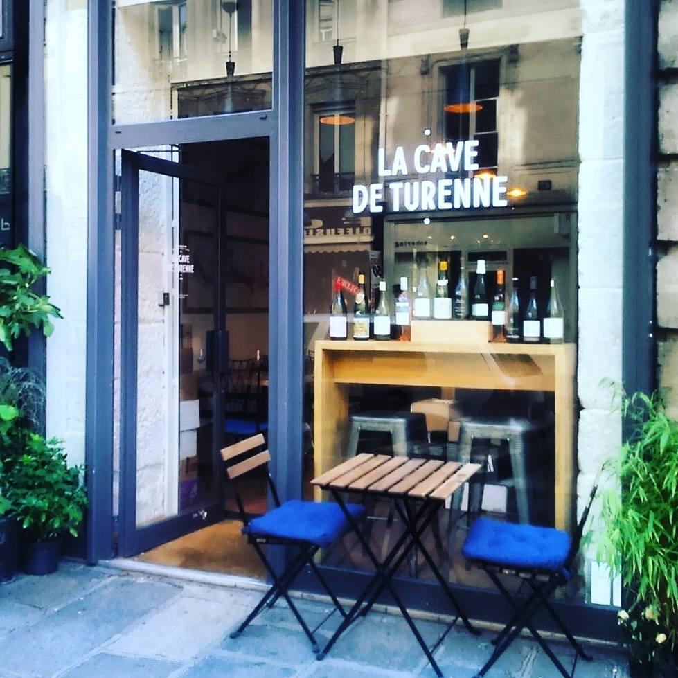 La Cave de Turenne wine shop in Paris | parisbymouth.com