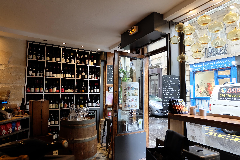 Divvino wine shop in Paris | parisbymouth.com