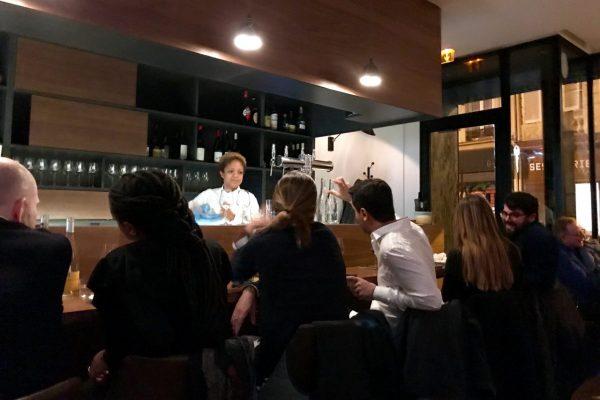 Le Rigmarole restaurant in Paris | parisbymouth.com